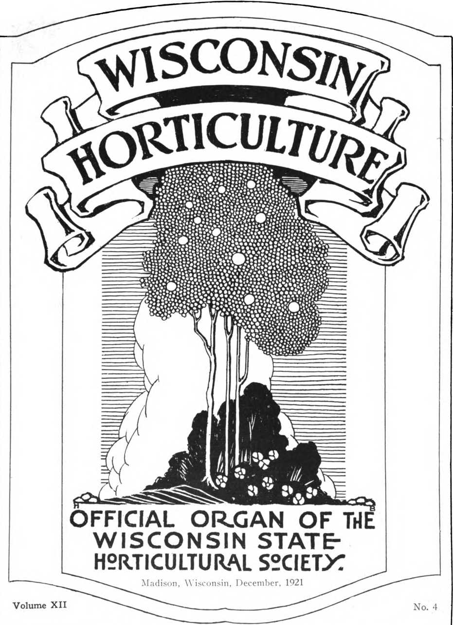 Book page 34 — Wisconsin horticulture; official organ of the ...